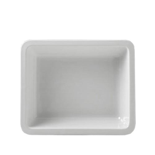 Chafing dish schaal porcelein