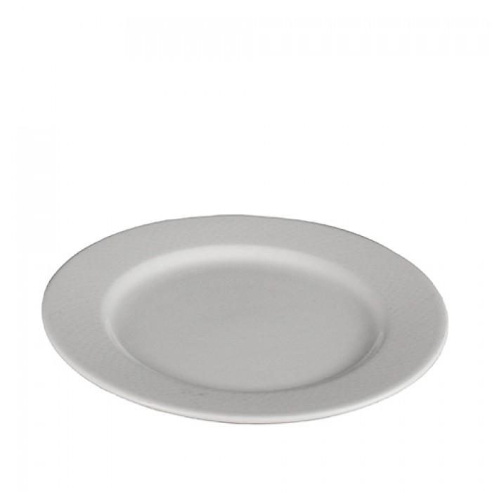 Dessertbord Rak, Ø 21 cm.