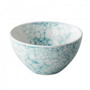 Kom Bubble, turquoise, Ø 15 cm