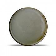 Bord Delicate grey, Ø 27,5 cm