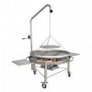 SwingGrill Barbecue, met lavastenen, op propaangas