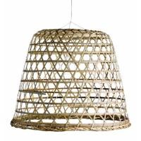 Rietenlamp met led lamp, 4 meter snoer