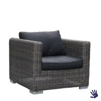 Asian Lounge fauteuil