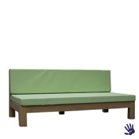 Oak Outdoor loungebank, mintgroen