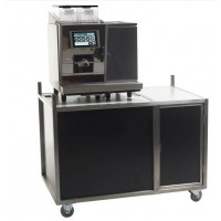 Koffiemachine Black & White, 230 Volt