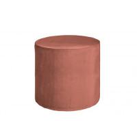 Home - Poef, Dusky pink