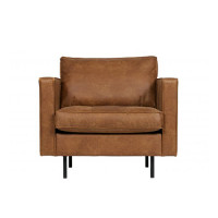 Home - Fauteuil, classic, raw. leer