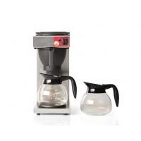 Koffiezetapparaat, incl. 2 kannen + waterkoker