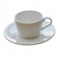Koffiekop & schotel St. James Formal, 18 cl.