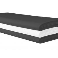 Tafellaken antraciet, 240x140 cm.