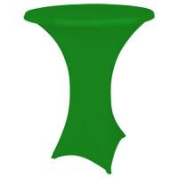 Statafelhoes strak, groen