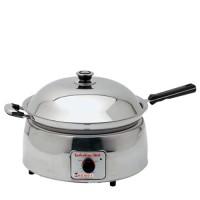 Inductie wok 40 cm, incl. wokpan