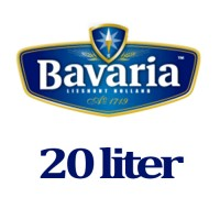 Bavaria fust, 20 liter