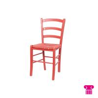 Kinderstoel 5-10 jaar, rood