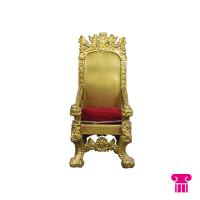 Barok stoel goud