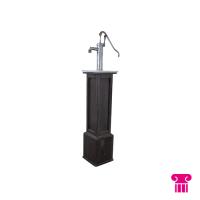 Waterpomp decoratie